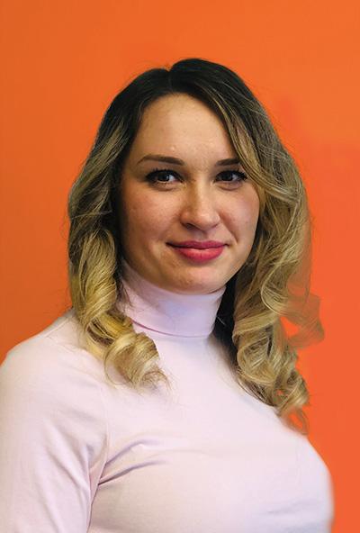 Anna Bangiyev